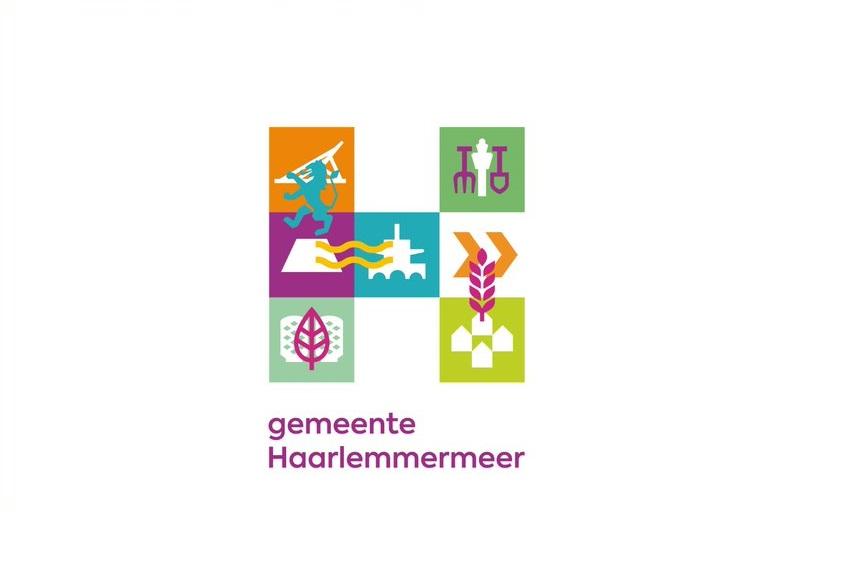 Logo Haarlemmermeer kleur