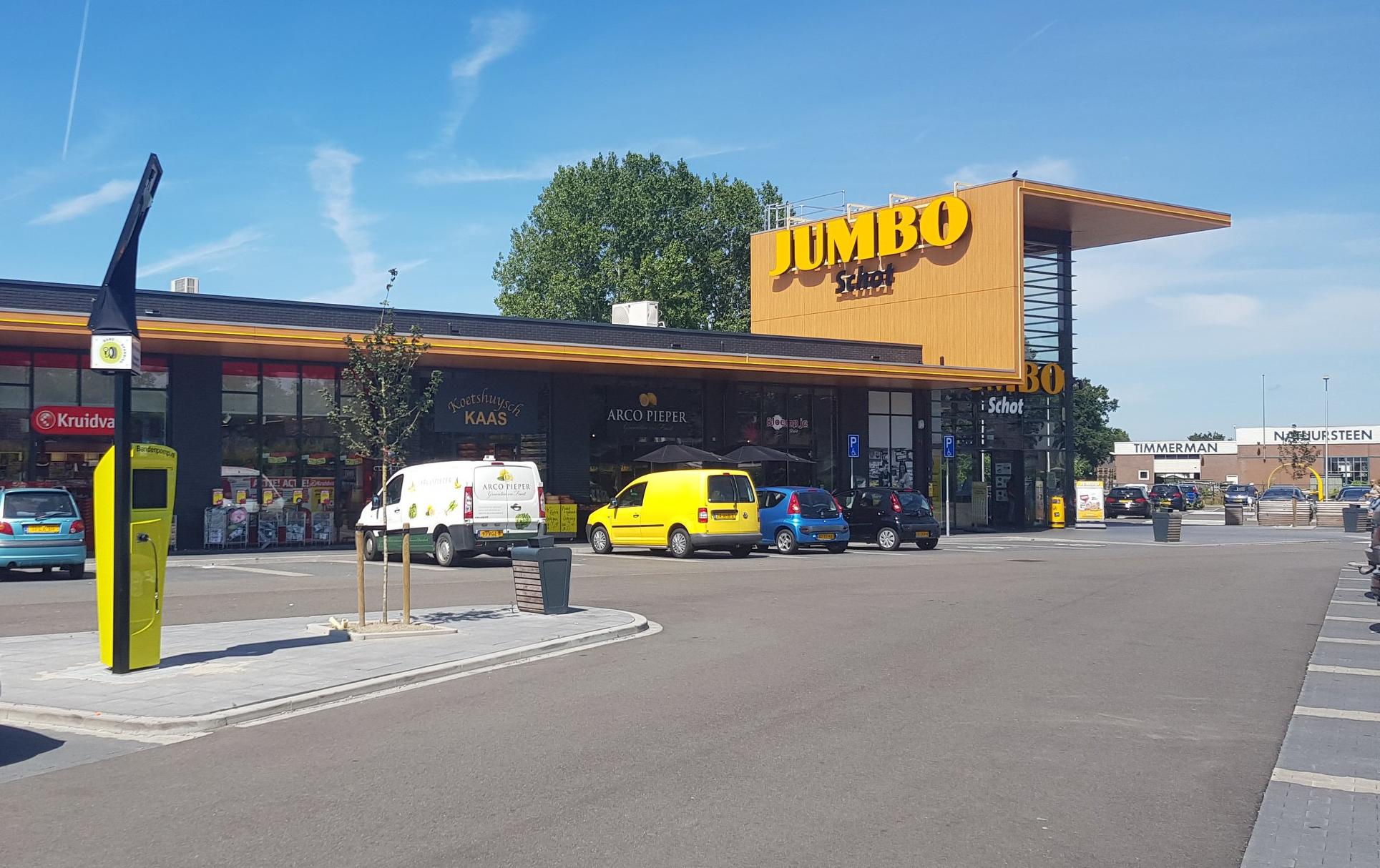 Jumbo Schot, Nieuwerkerk