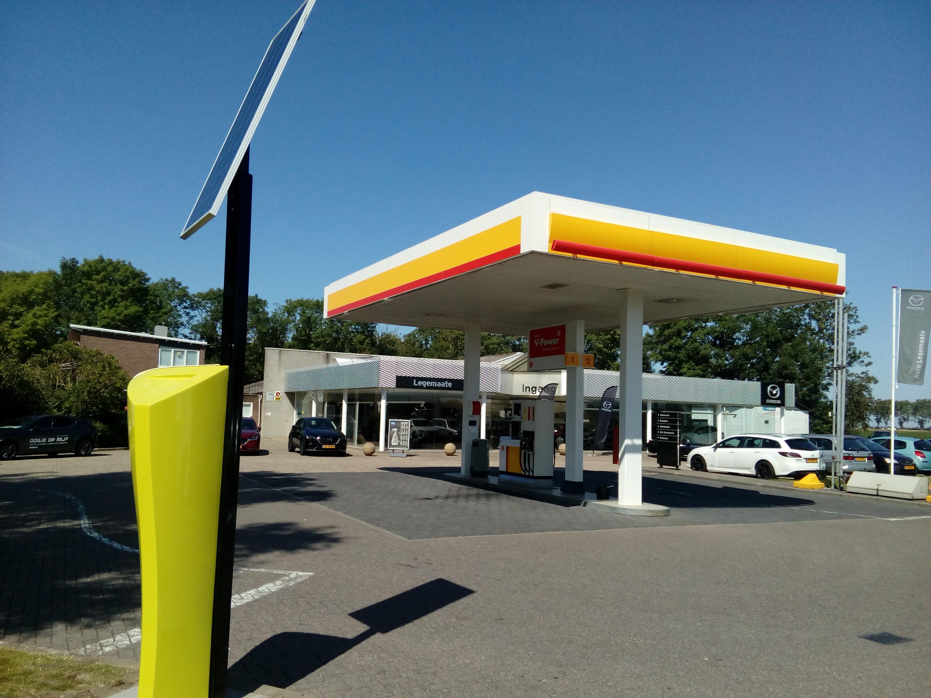Shell Legemaate, Zierikzee