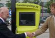 Duurzame Bandenpomp in Nieuwegein al meer dan 1.000 keer gebruikt!